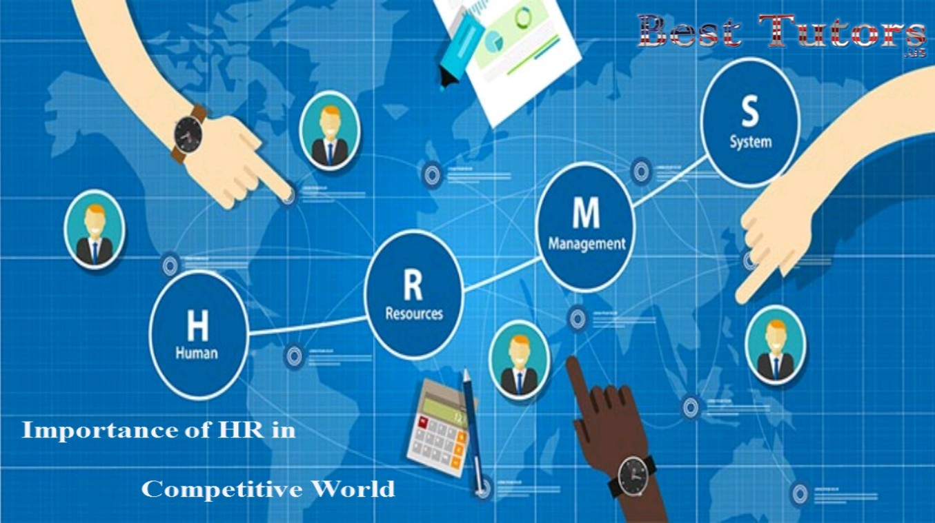 Importance Of HR In Competitive World