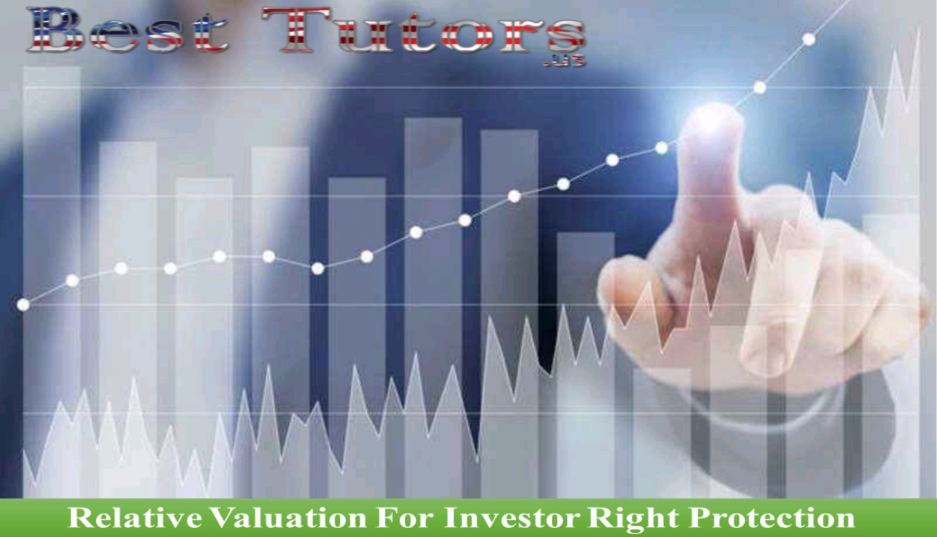 Relative Valuation For Investor Right Protection