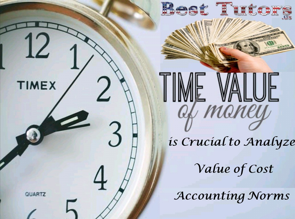 Time Value Of Money Is Crucial To Analyze Value Of Cost Accounting Norms